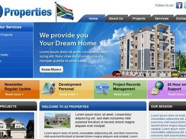 Property Selling Site