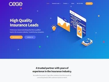 Cege Insurance Leads