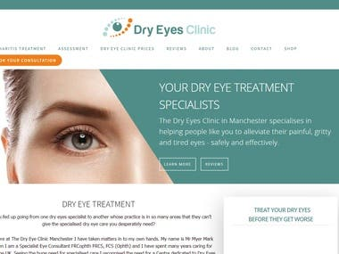 Dry Eyes Clinic