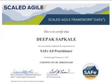 Scaled Agile Framework 4.0 - Scrum