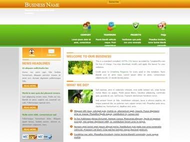 templat_demo__business