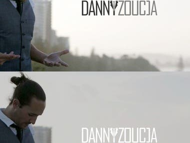 Danny Zoucha Logo and Business Card