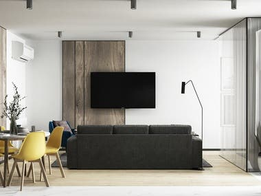 Apartment design Avalon
