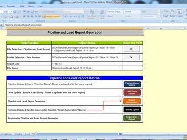 Data Entry, Excel, Word, PDF, VBA, Macros