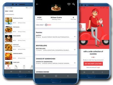 Food Delivery Solution Swiggy Clone