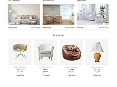 WooCommerce wordpress website or Online Store design