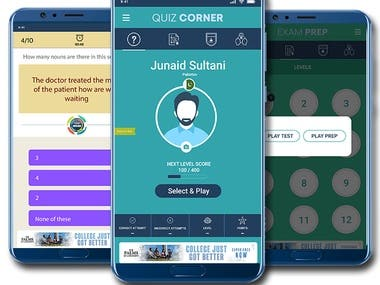 Educational and Quiz app