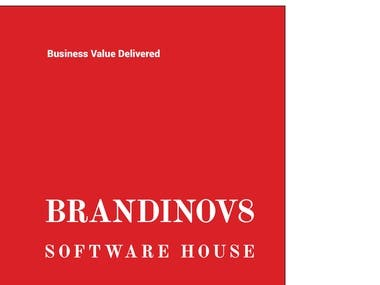 Brochure - Protfolio - Brand Image - Corporate Branding