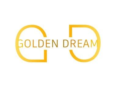 "Brand identity ""GoldenDream"""