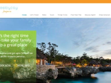 Travel Jamaica Affiliate Marketing