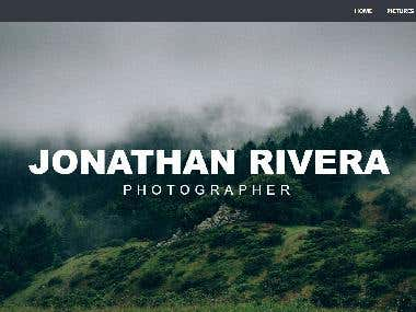 Jonathan Rivera (Photographer personal website)