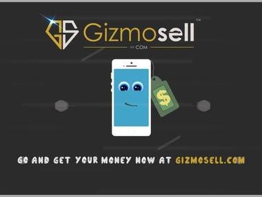 Gizmosell - Animation Infographics