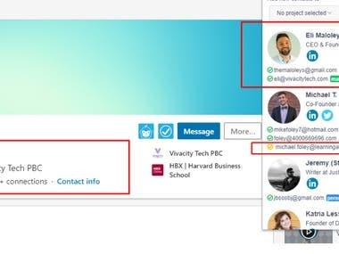 LinkedIn Lead Generations expert.