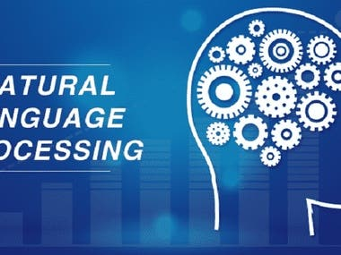 Natural Language Processing(NLP)
