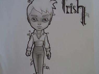 Irish Characters