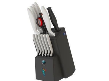 smart Knife Holder