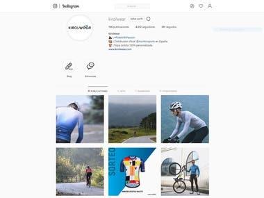Community Manager Instagram