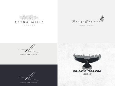 Logo Designs : Minimal / Modern
