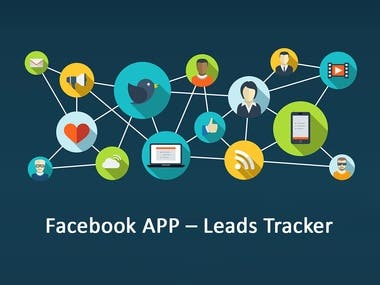 Facebook APP – Leads Tracker