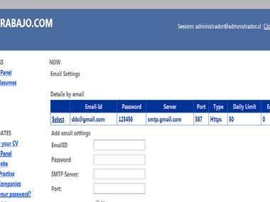 Job Portal Enhancement