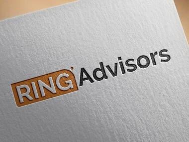 Logo Design for Ring Advisory
