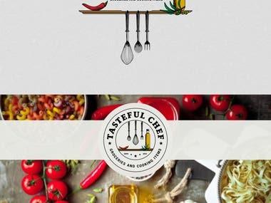 Unique Logo for Tasteful Chef