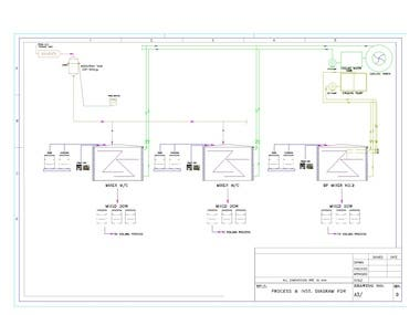 Cad Drawing Work