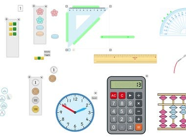 Digital Math App