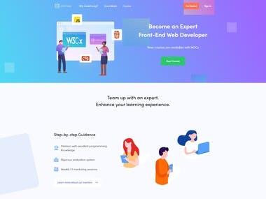 CodePrompt Website