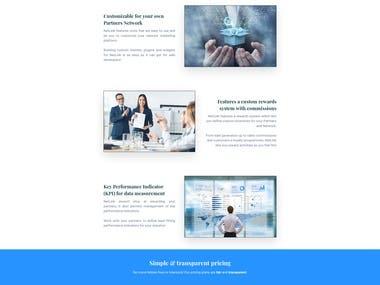 Fullstack Development and Webdesign