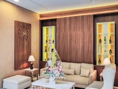 Interior Design - Mrs VV House