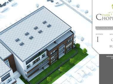 House estate presentation