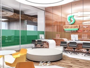 Interior Design - Office