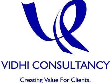 Vidhi Consultancy logo