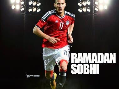 Ramadan Sobhi poster