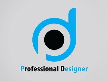 Professional designer logo
