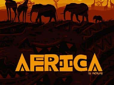Africa is nature design