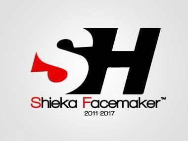 Shieka facemaker logo