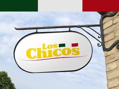 Logo Design for Mexican Restaurant