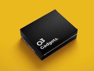 Packaging design for O3