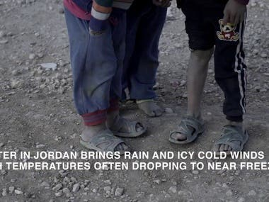 UNICEF Jordan Winterization