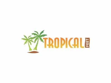 Tropical Feet