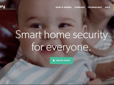 Smart home security for everyone