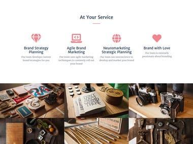 Startup Webapp