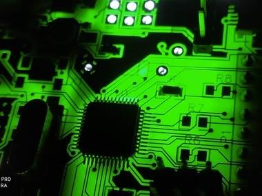 Home automation control unit