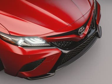 The Speed of Light, Toyota Camry Car Configurator