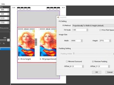 image processing program