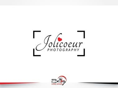Photographic logo samples.