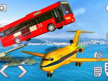 Impossible Advance Bus Driving