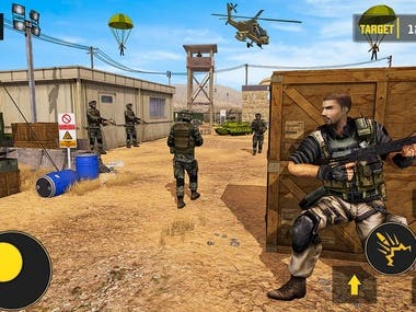 US Army Counter Strike Ops Mission